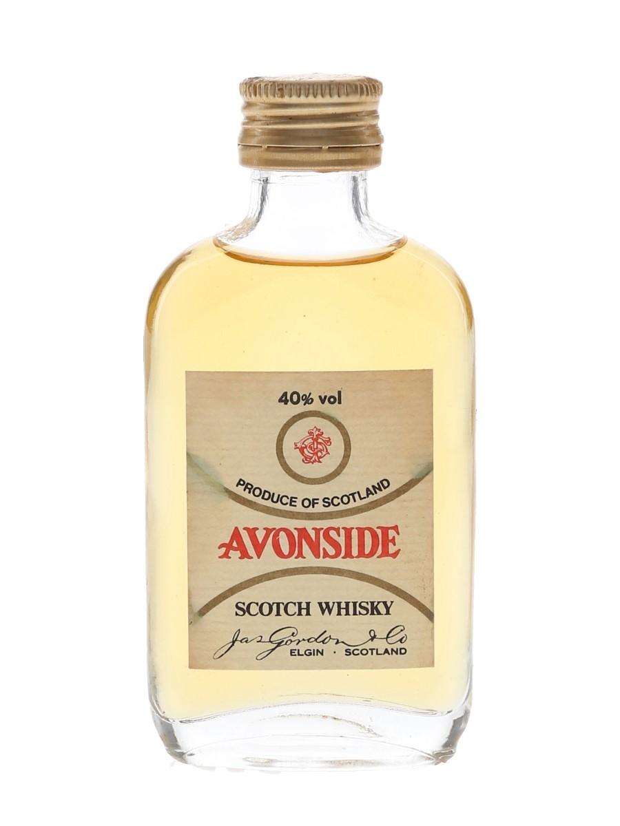 Avonside Bottled 1980s - James Gordon & Co. 5cl / 40%