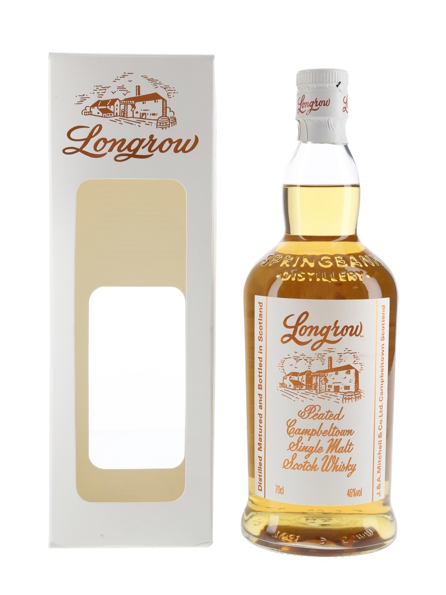 Longrow Peated Bottled 2021 70cl / 46%