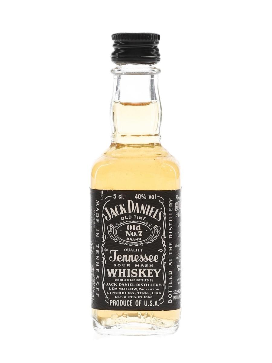 Jack Daniel's Old No.7 Bottled 1990s 5cl / 40%