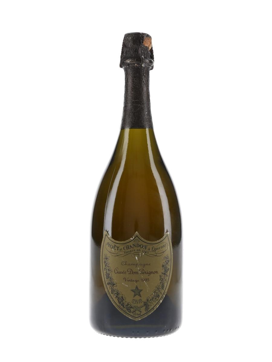 Dom Perignon 1995 Moet & Chandon 75cl / 12.5%