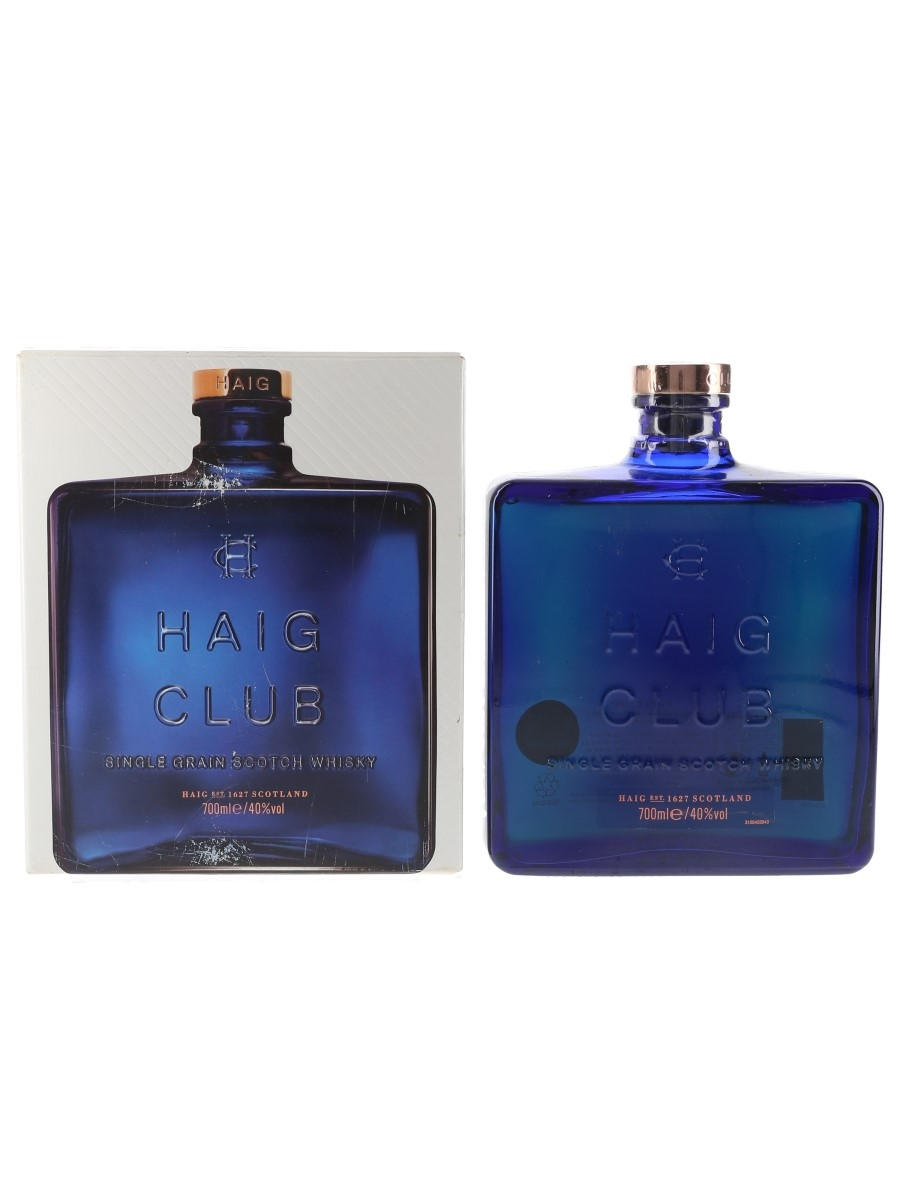Haig Club Single Grain 70cl / 40%