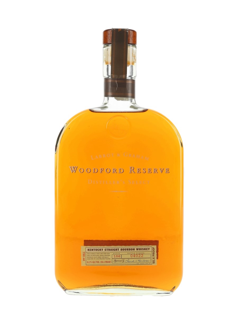 Woodford Reserve Distiller's Select Batch 106 75cl / 45.2%