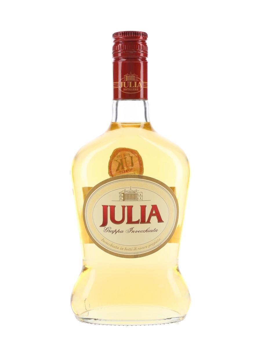 Julia Grappa Invecchiata Stock 70cl / 40%