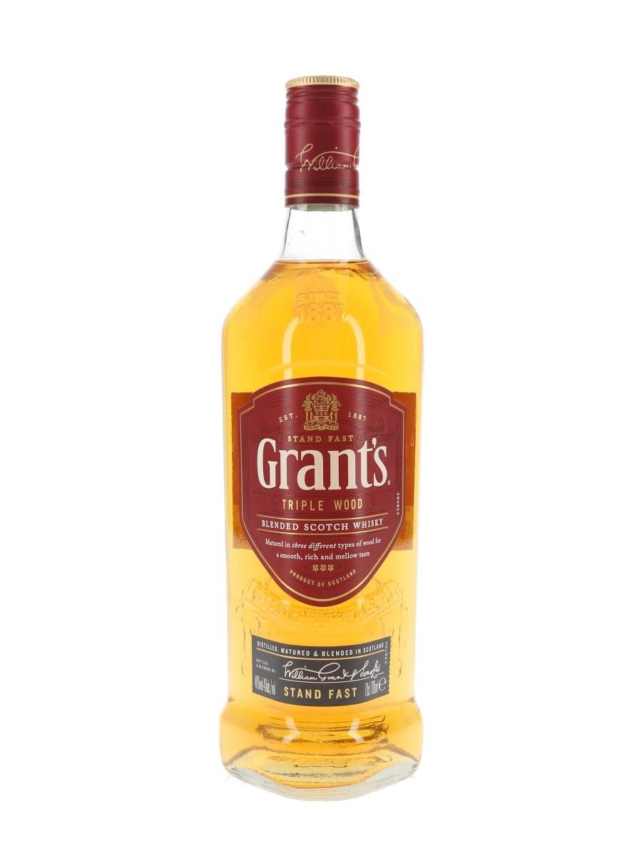 Grant's Triple Wood  70cl / 40%