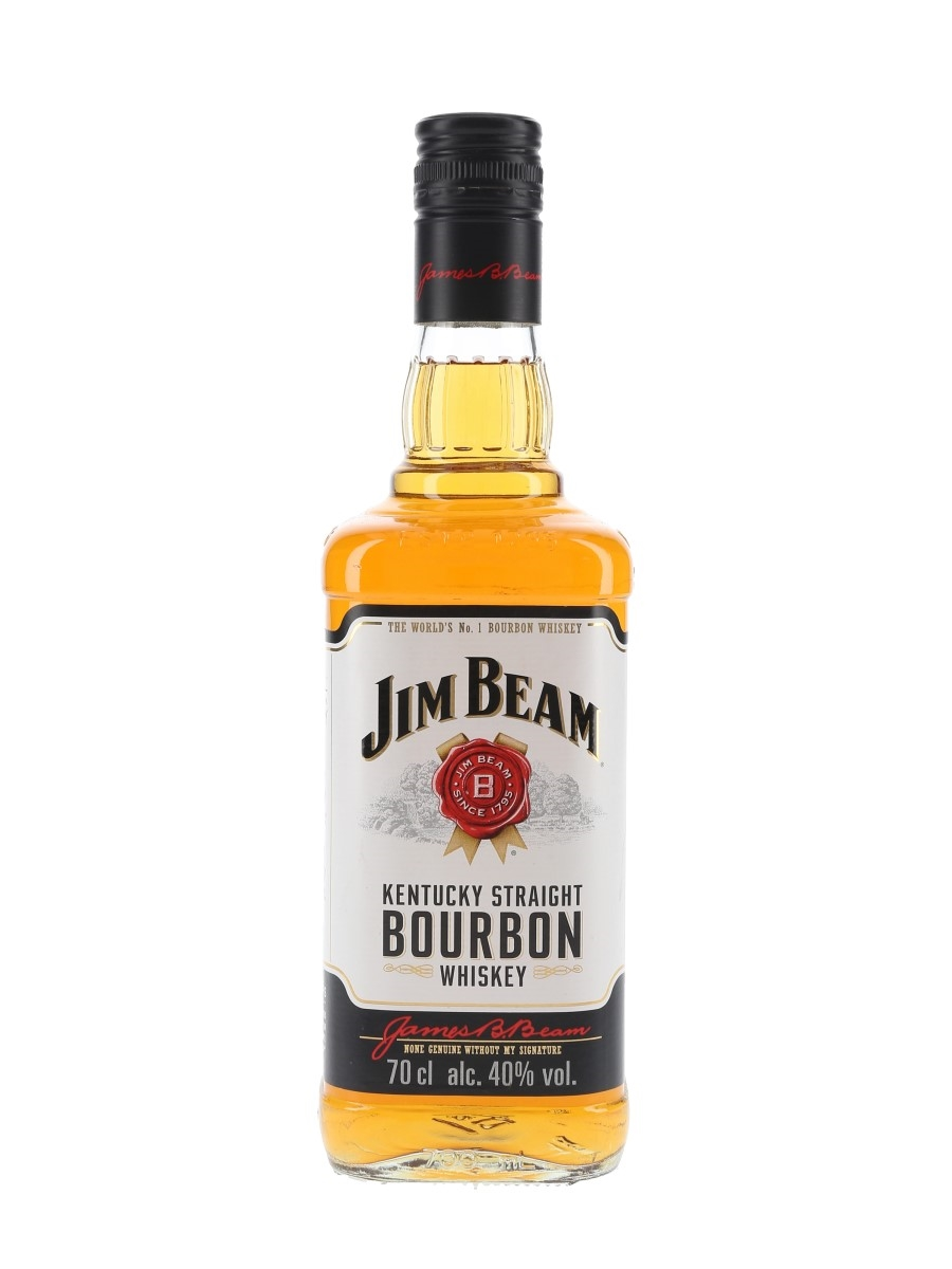 Jim Beam White Label  70cl / 40%
