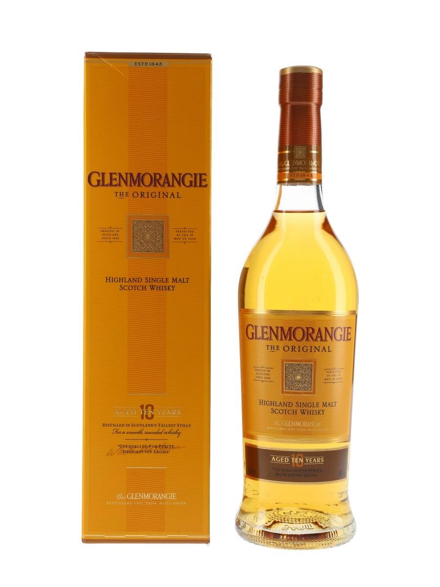 Glenmorangie 10 Year Old The Original  70cl / 40%