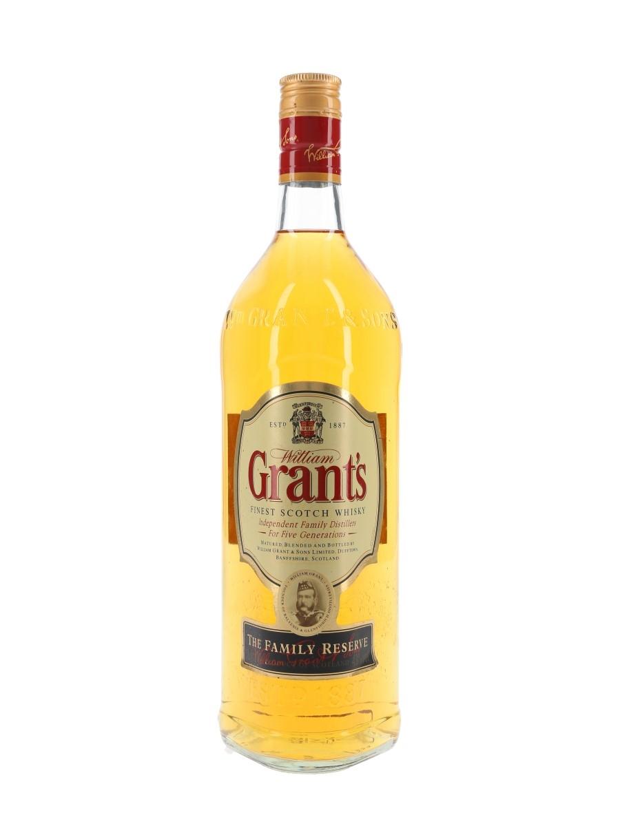 Grant's Family Reserve Old Presentation 100cl / 43%