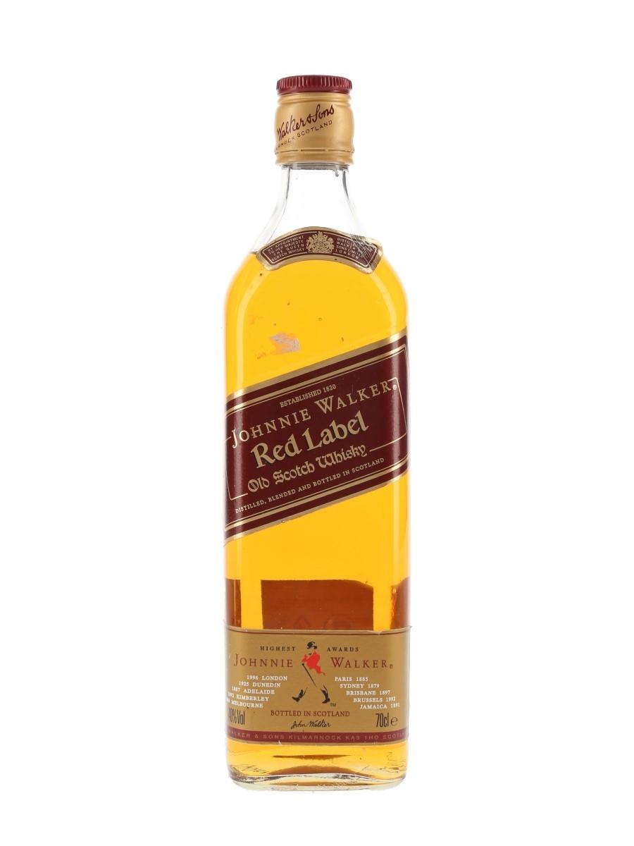 Johnnie Walker Red Label  70cl / 40%