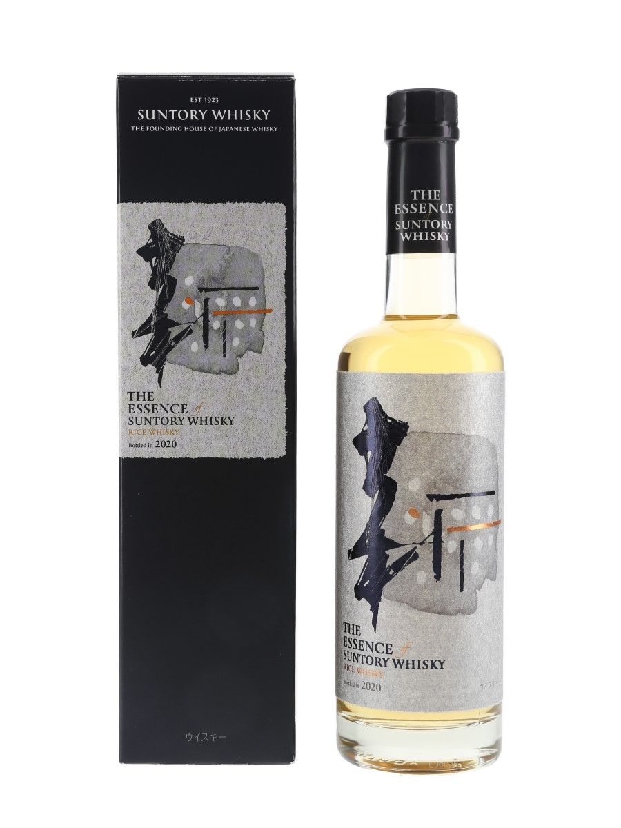 Suntory Rice Whiskey Bottled 2020 - The Essence Of Suntory Whisky 50cl / 56%