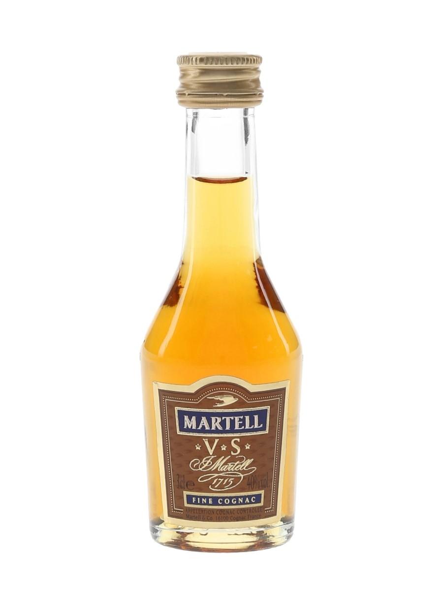Martell 3 Star VS  3cl / 40%
