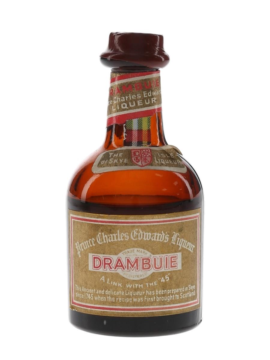 Drambuie Bottled 1950s 5cl / 40%
