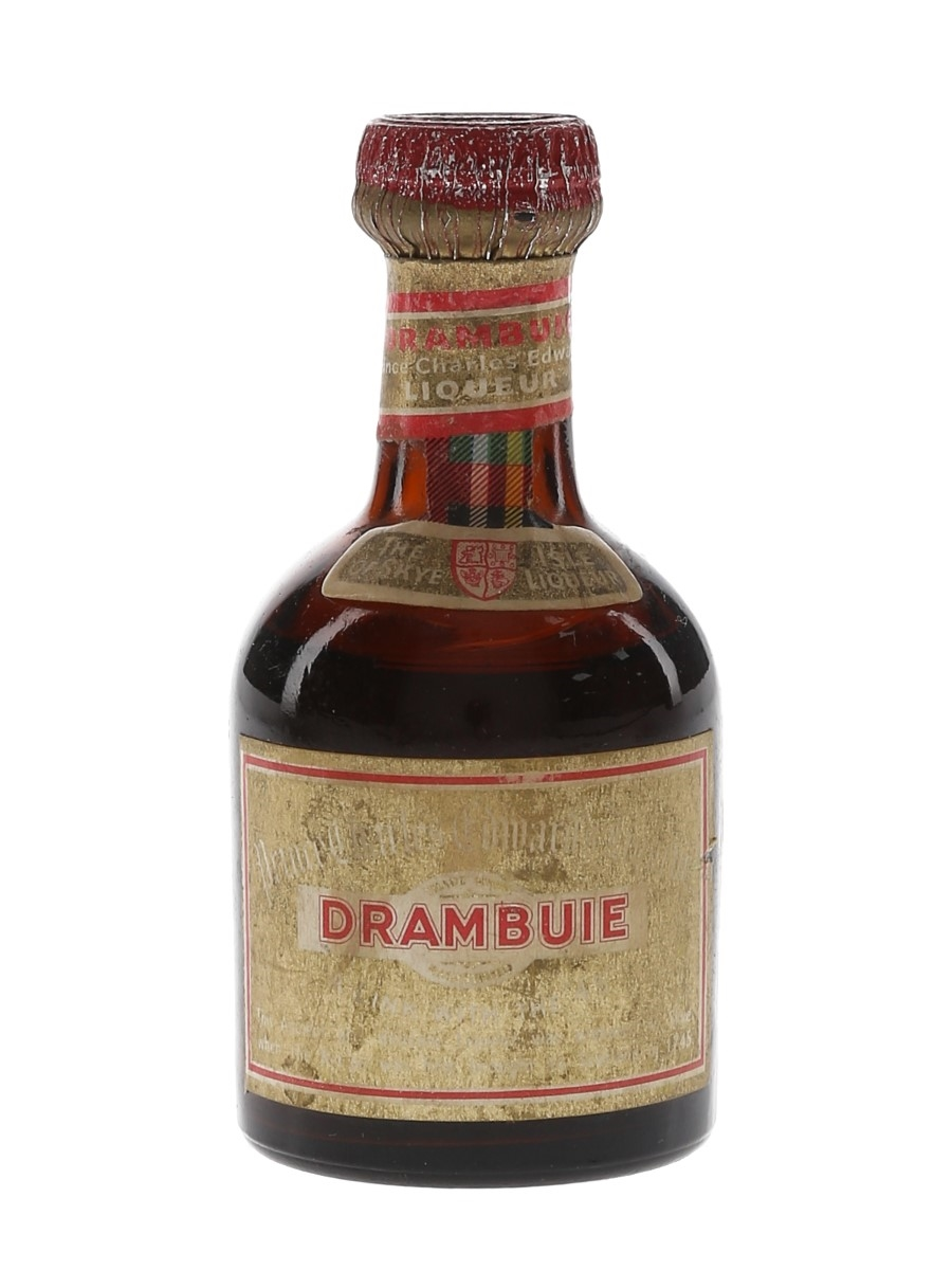 Drambuie Bottled 1960s 5cl