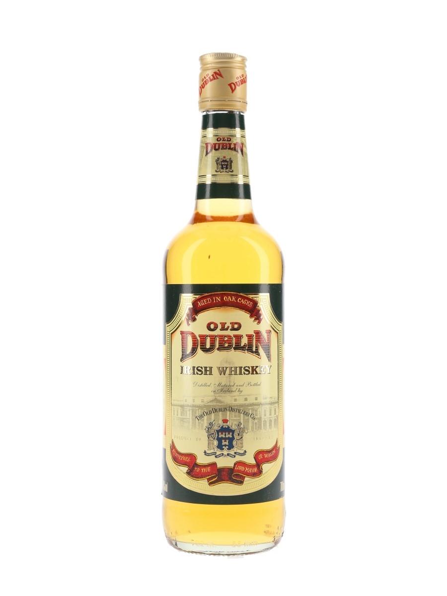 Old Dublin Irish Whiskey  70cl / 40%