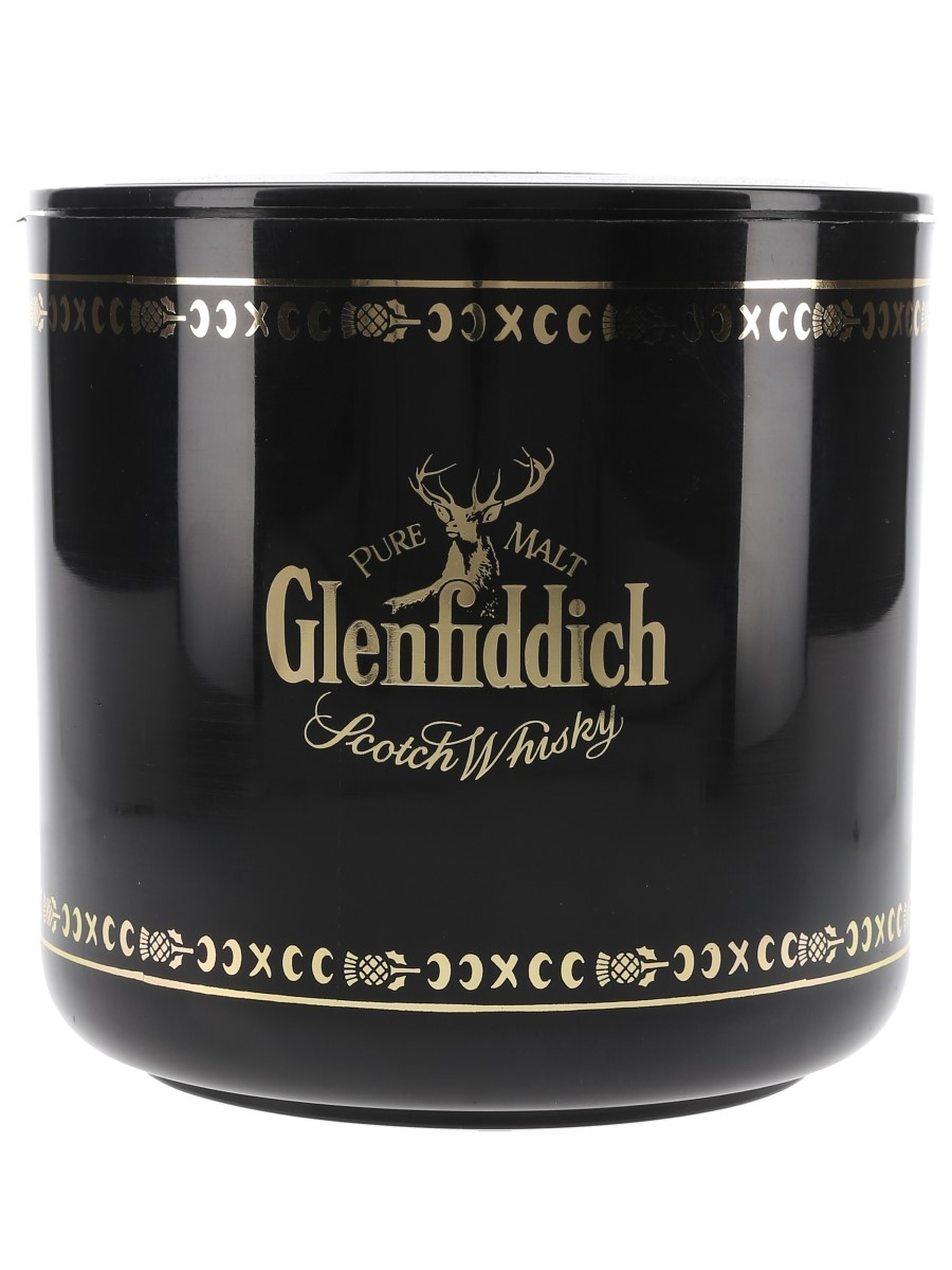 Glenfiddich Ice Bucket  16cm x 16cm