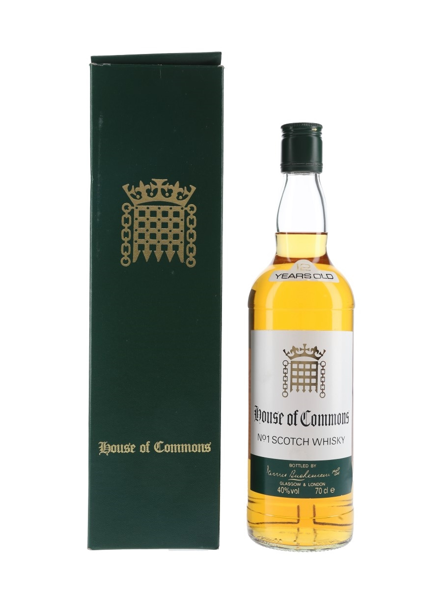 House Of Commons 12 Year Old Bottled 1980s 70cl / 40%
