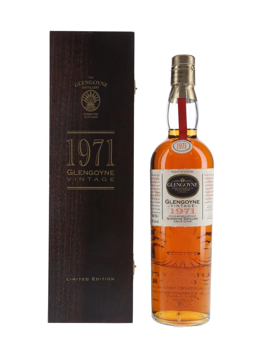 Glengoyne 1971 25 Year Old  70cl / 48.5%