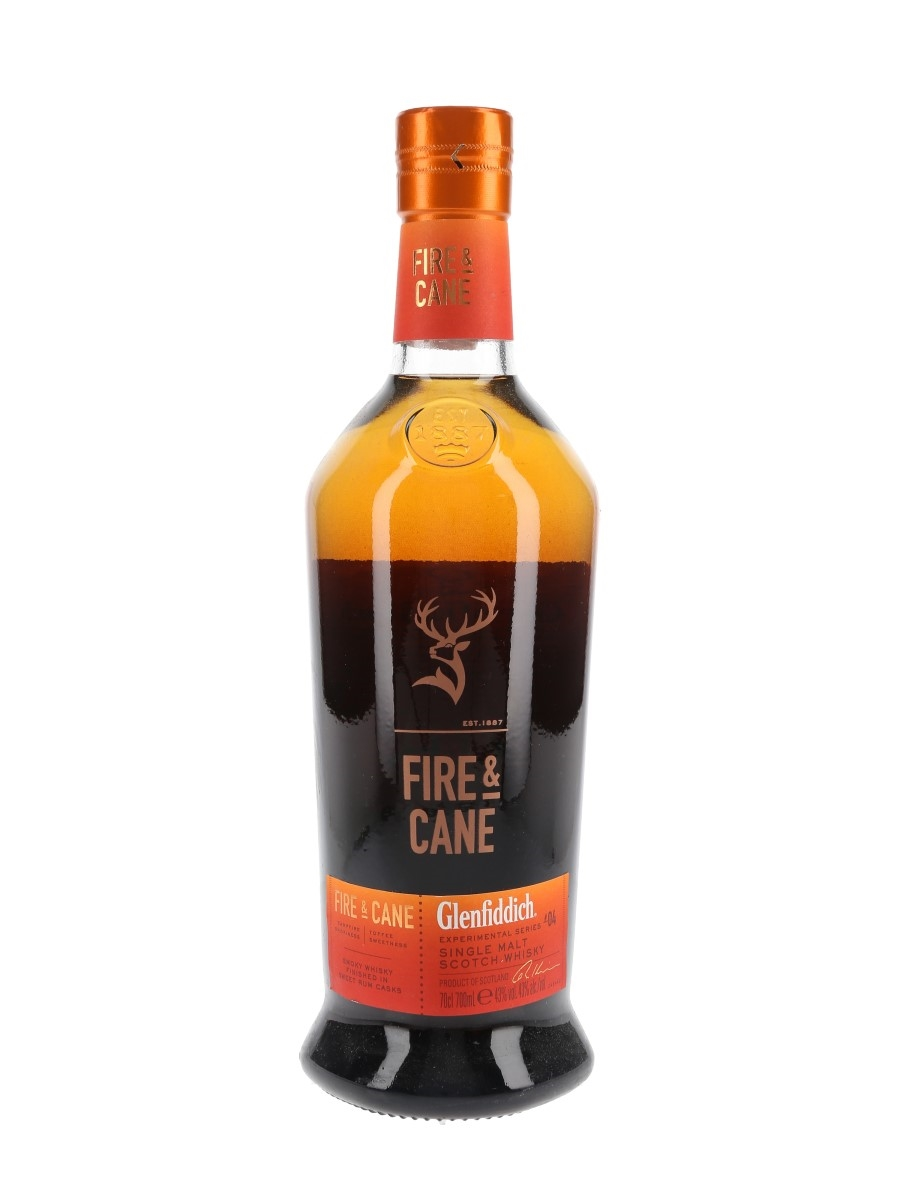 Glenfiddich Fire & Cane Experimental Series #04 - Rum Finish 70cl / 43%