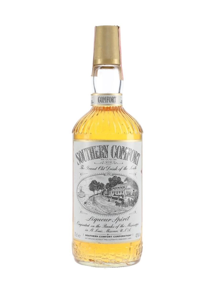 Southern Comfort Bottled 1980s 75cl / 43%