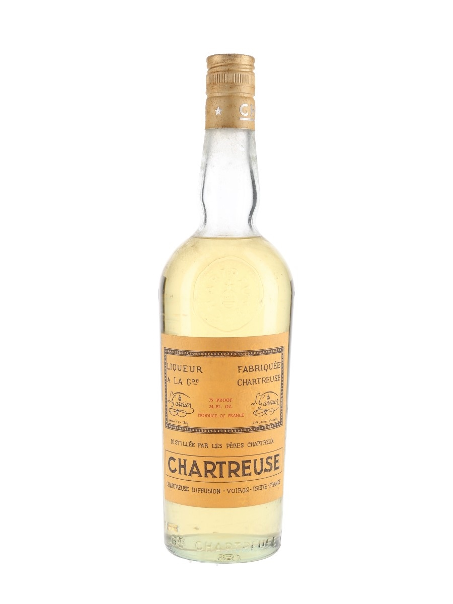 Chartreuse Yellow Bottled 1975-1981 68cl / 43%