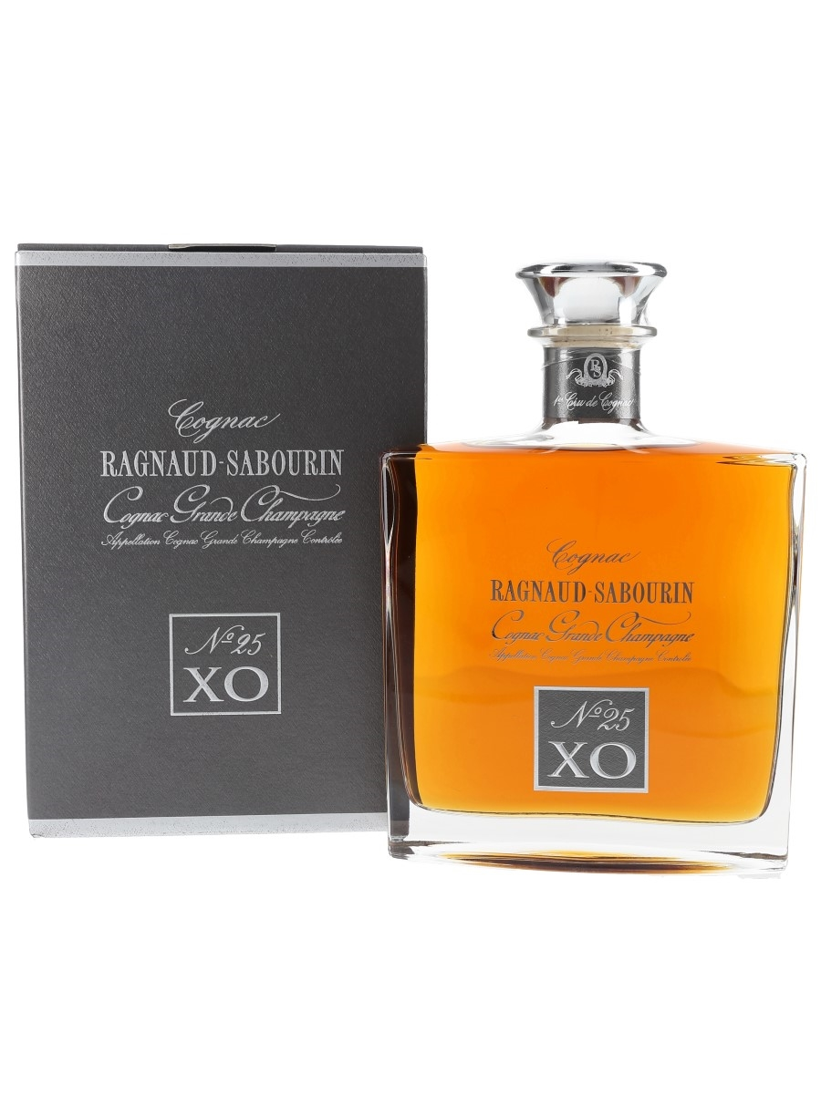 Ragnaud Sabourin XO No. 25  70cl / 40%