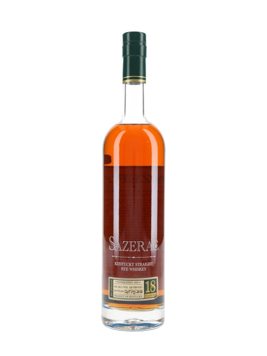 Sazerac 18 Year Old Buffalo Trace Antique Collection 2016 Release 75cl / 45%