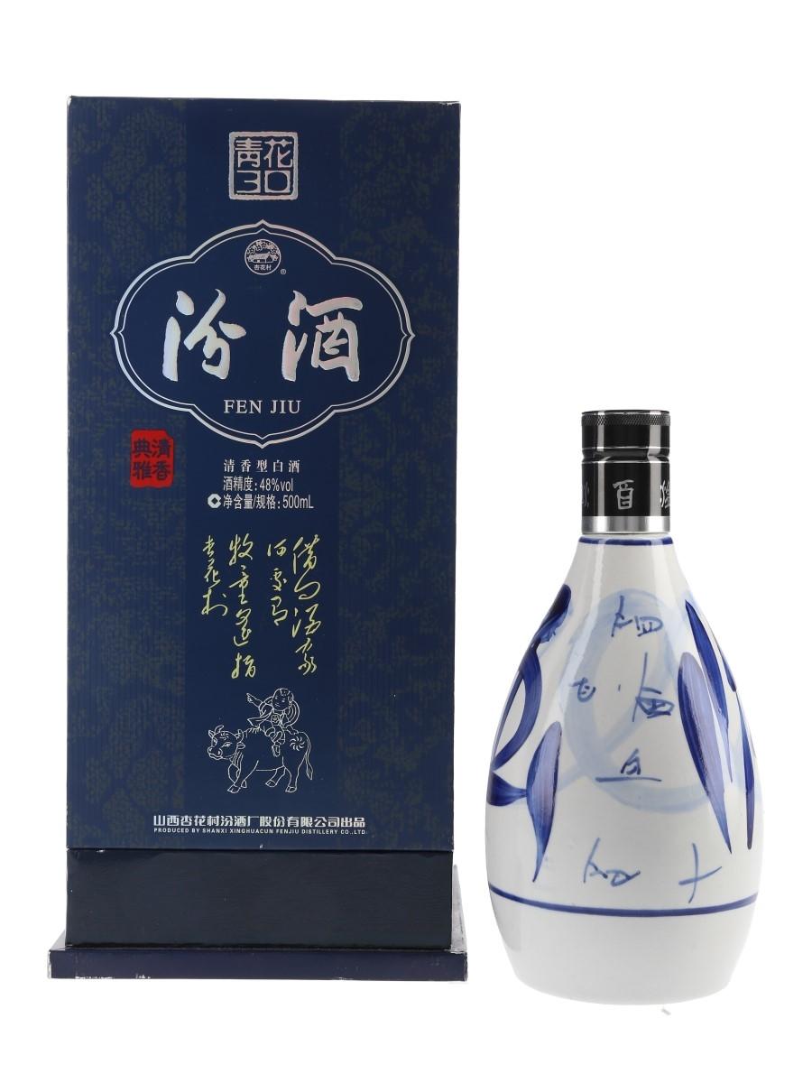 Qinghua Fenjiu Baijiu  50cl / 48%