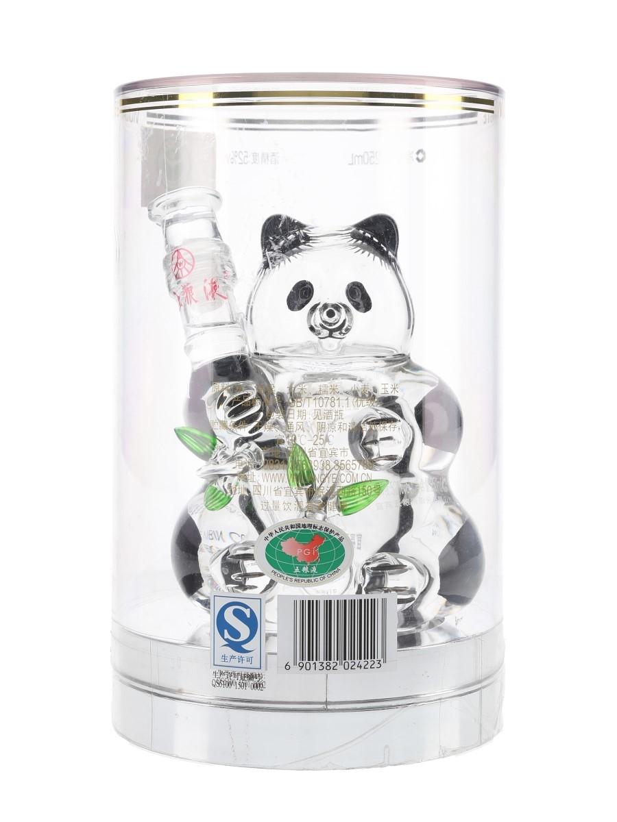 Wuliangye Yibin Panda Baijiu 2008  25cl / 52%