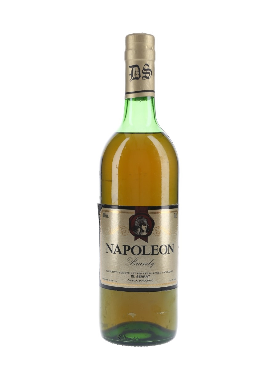 El Serrat Napoleon Brandy  70cl / 38%