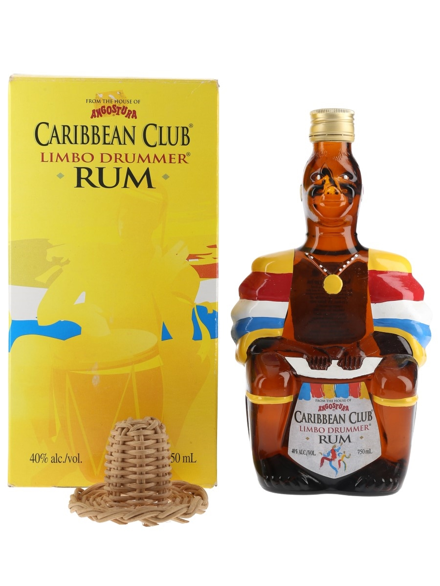 Angostura Caribbean Club Limbo Drummer Rum  75cl / 40%