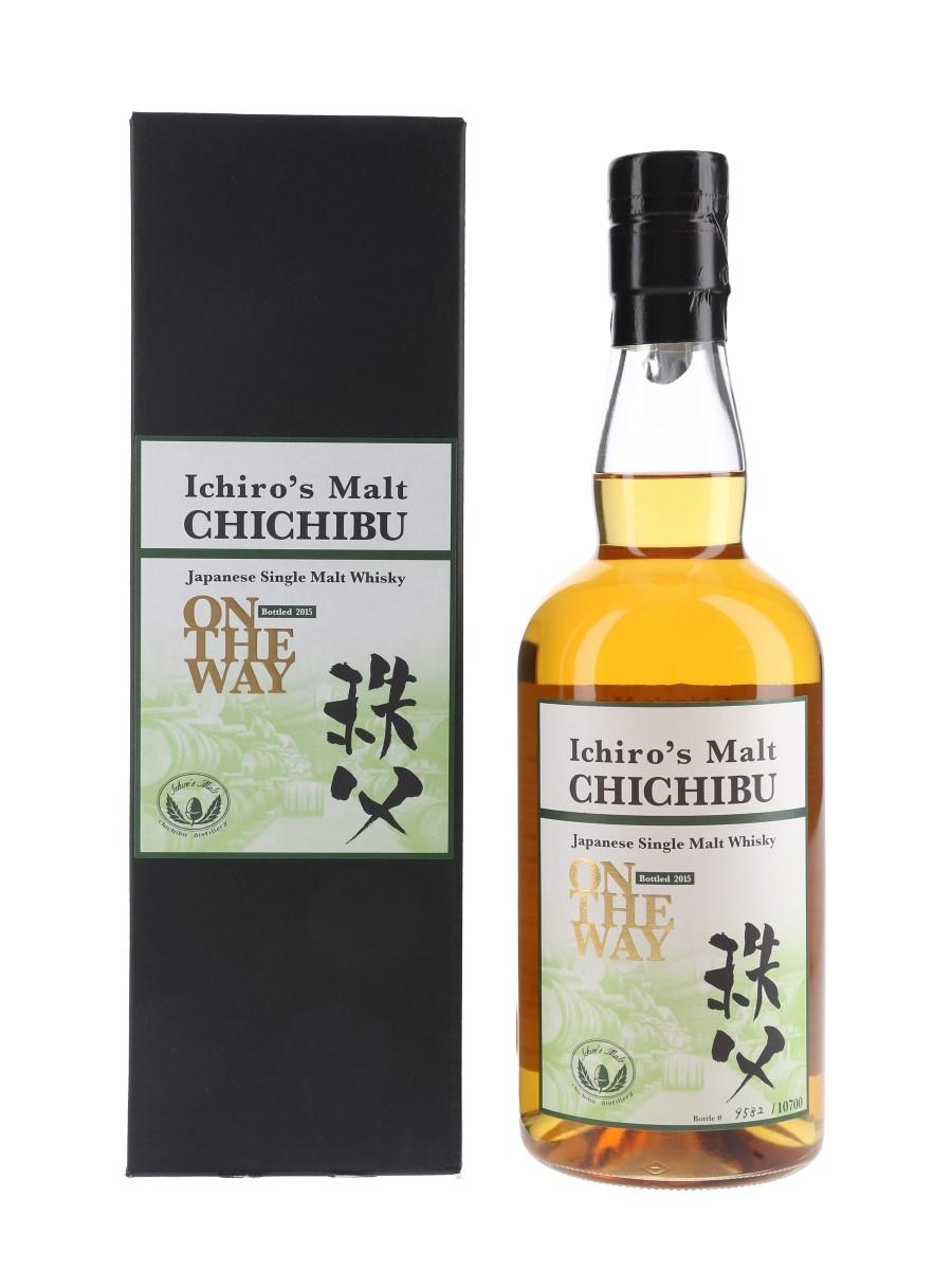 Chichibu On The Way Bottled 2015 70cl / 55.5%