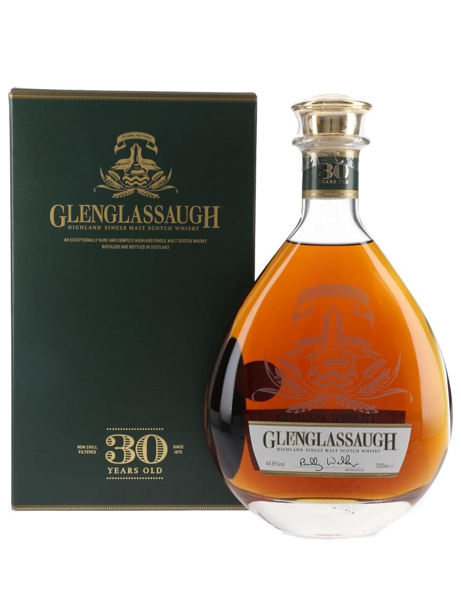 Glenglassaugh 30 Year Old - Bottle Number 6 Bottled 2013 70cl / 44.8%