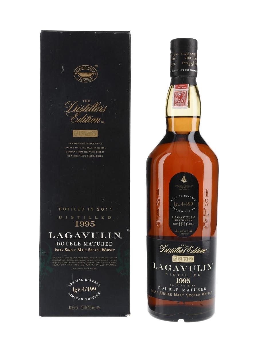 Lagavulin 1995 Distillers Edition Bottled 2011 70cl / 43%