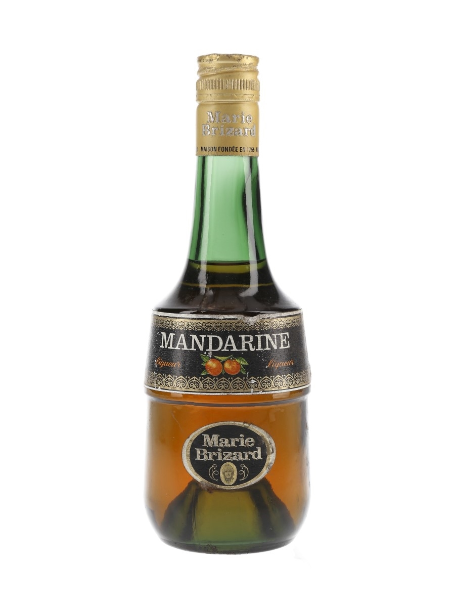Marie Brizard Mandarine Bottled 1970s 35cl / 25%