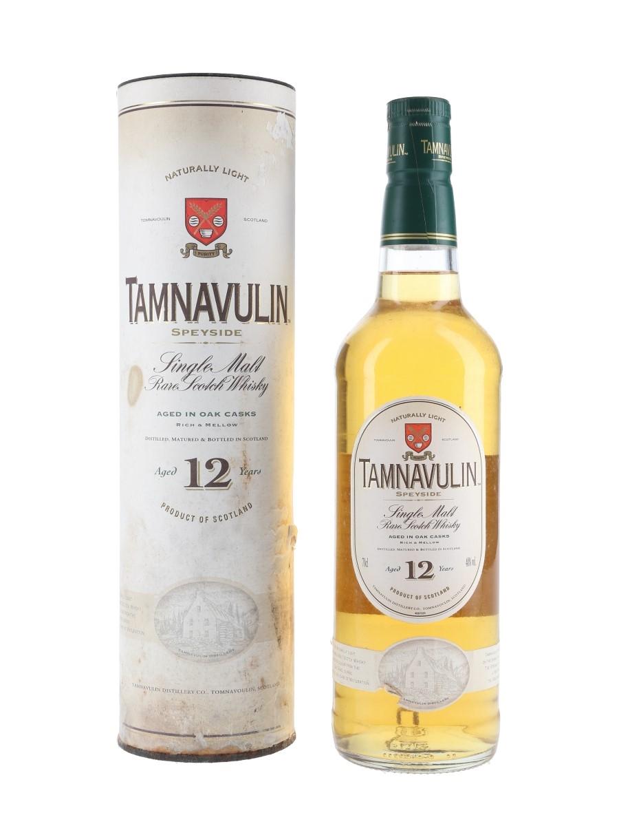 Tamnavulin 12 Year Old  70cl / 40%