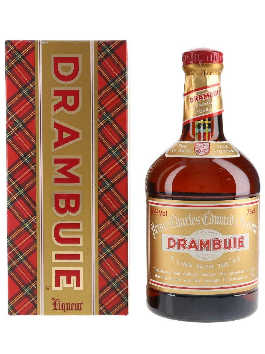 Drambuie Bottled 1980s 75cl / 40%