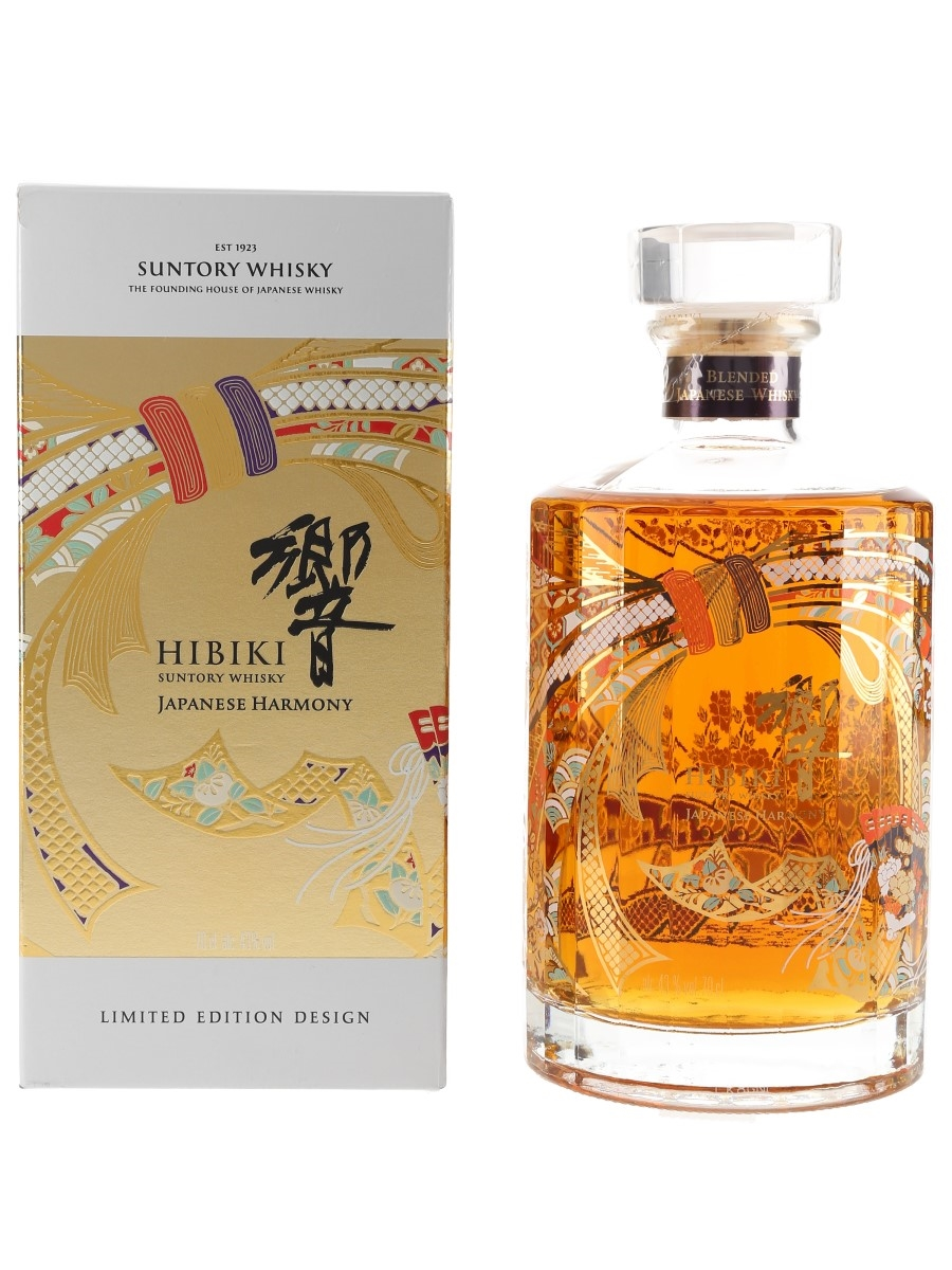 Hibiki Japanese Harmony 30th Anniversary Limited Edition 70cl / 43%