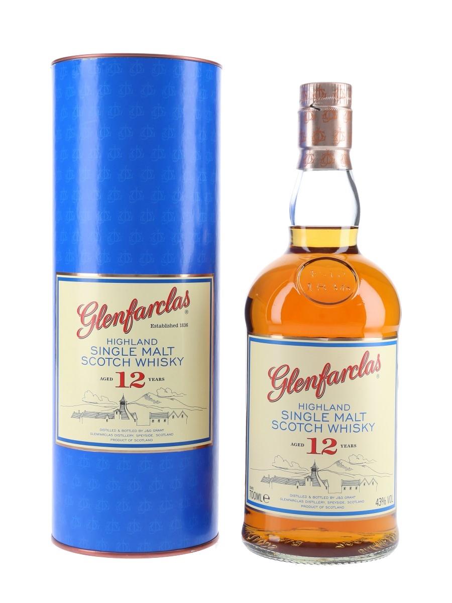 Glenfarclas 12 Year Old  70cl / 43%