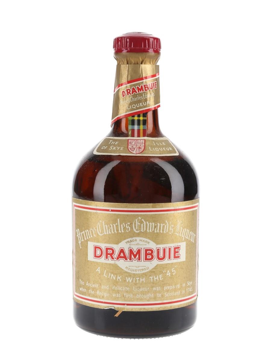 Drambuie Liqueur Bottled 1970s 67.4cl / 40%