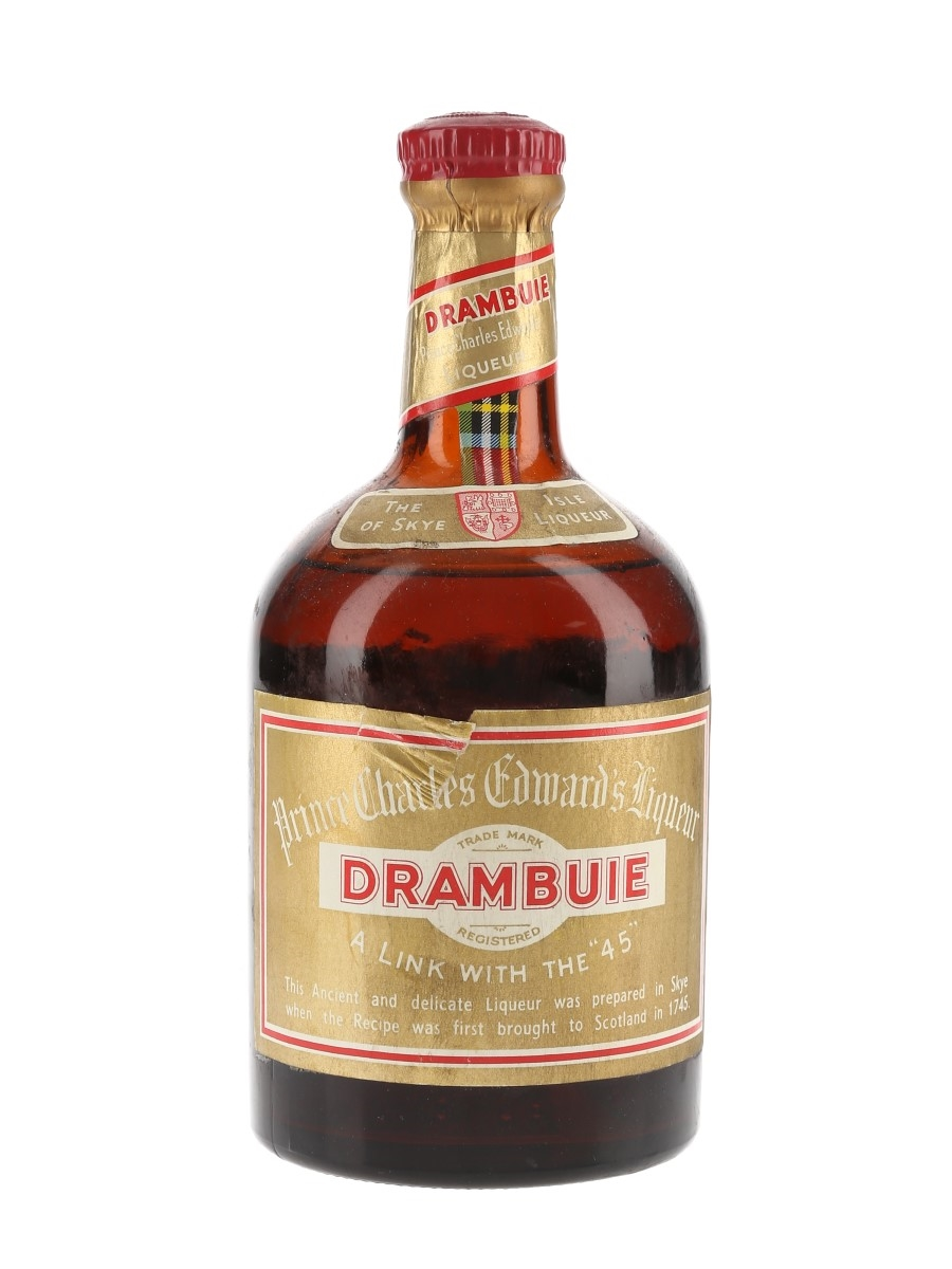 Drambuie Liqueur Bottled 1970s 67.4cl / 40%