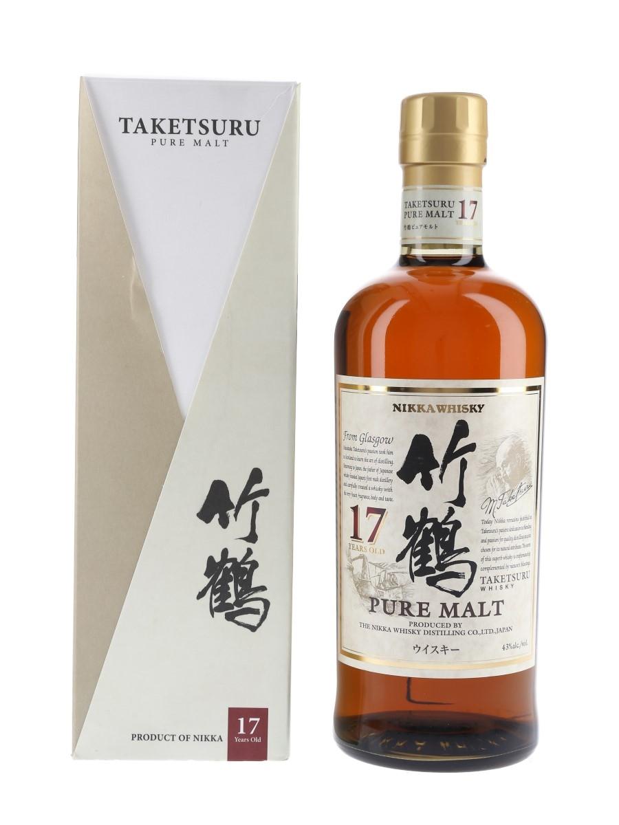 Taketsuru Pure Malt 17 Year Old La Maison Du Whisky 70cl / 43%