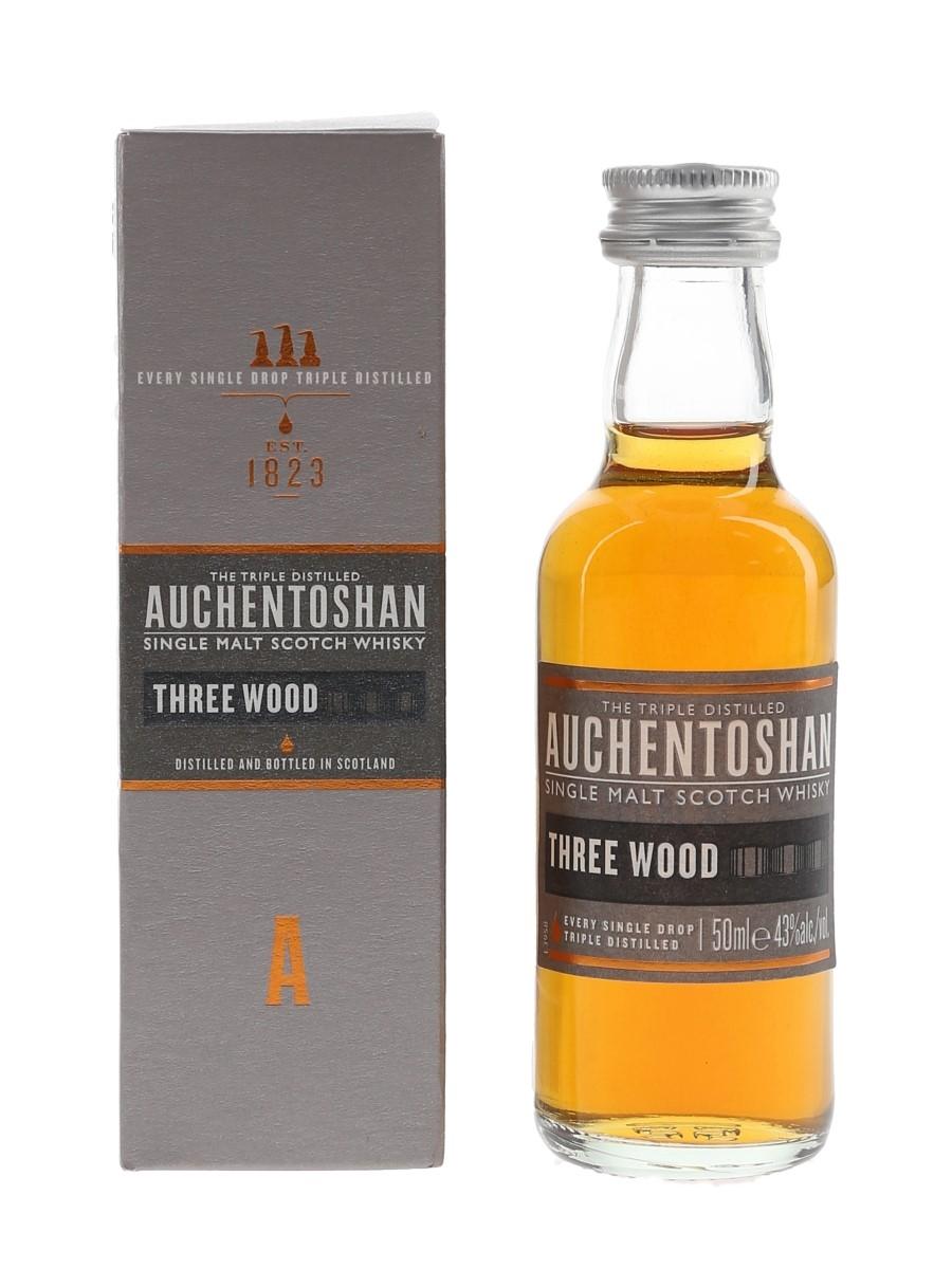 Auchentoshan Three Wood  5cl / 43%