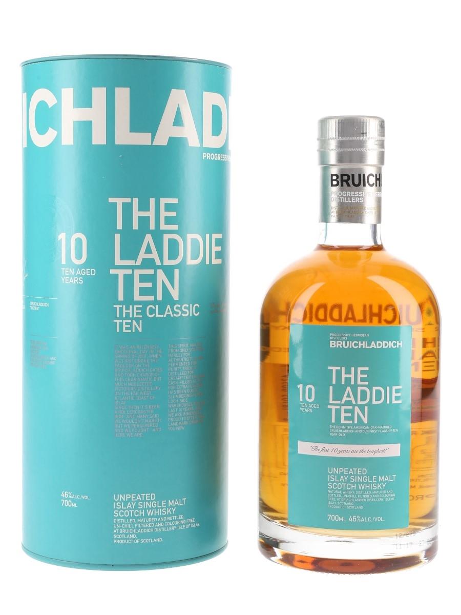Bruichladdich 10 Year Old The Laddie Ten 70cl / 46%