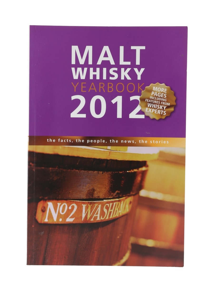Malt Whisky Yearbook 2012