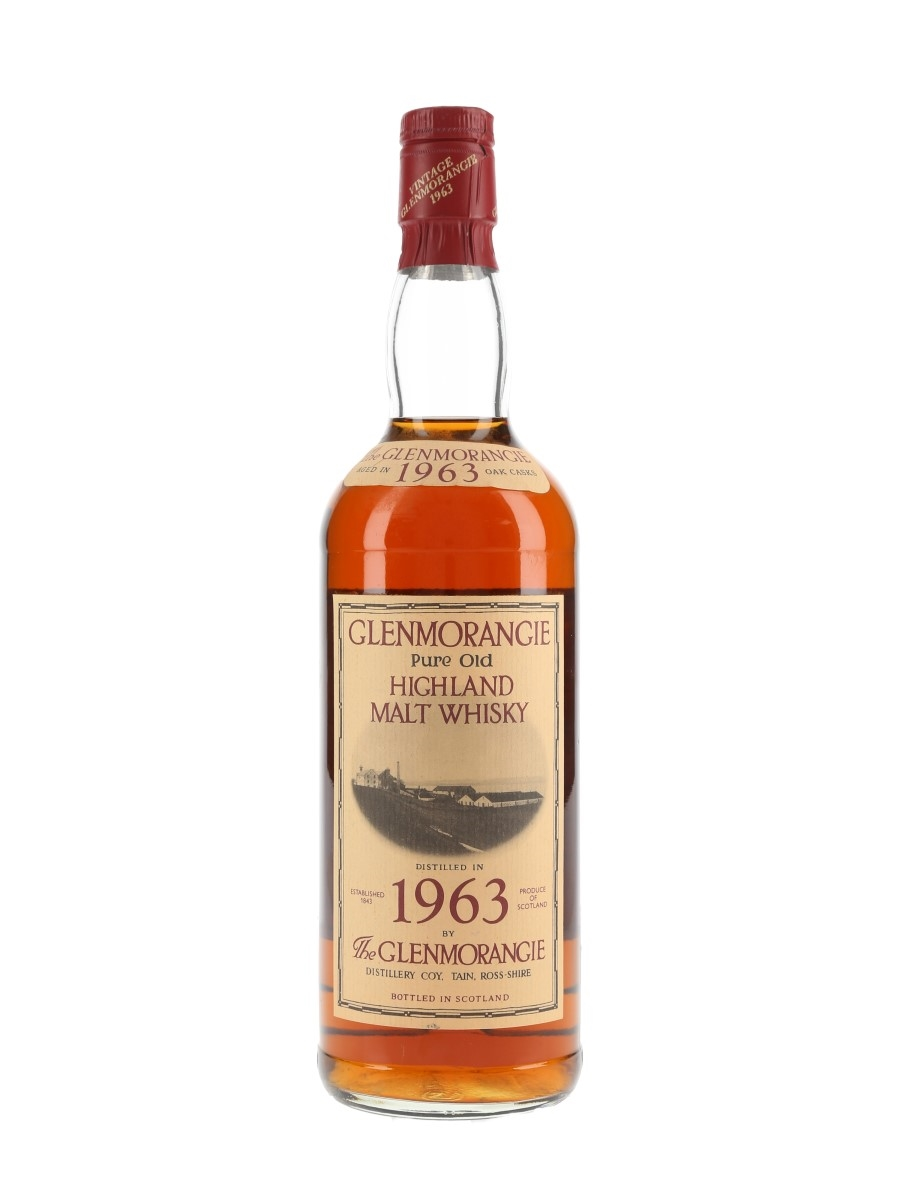 Glenmorangie 1963 23 Year Old  75cl / 43%