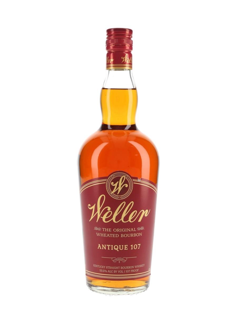 Weller Antique 107 Bottled 2018 - Buffalo Trace 75cl / 53.5%