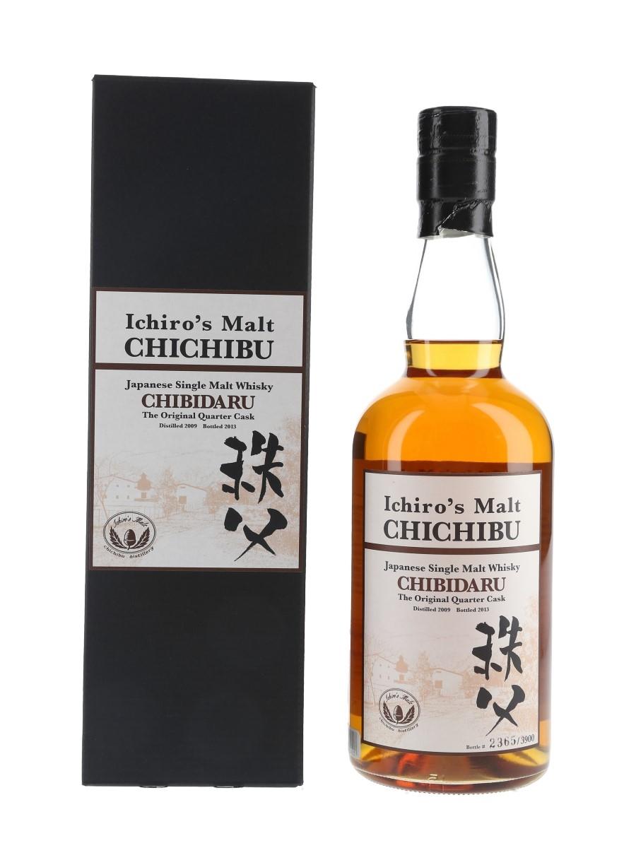 Chichibu 2009 Chibidaru Bottled 2013 - Number One Drinks Company Ltd. 70cl / 53.5%