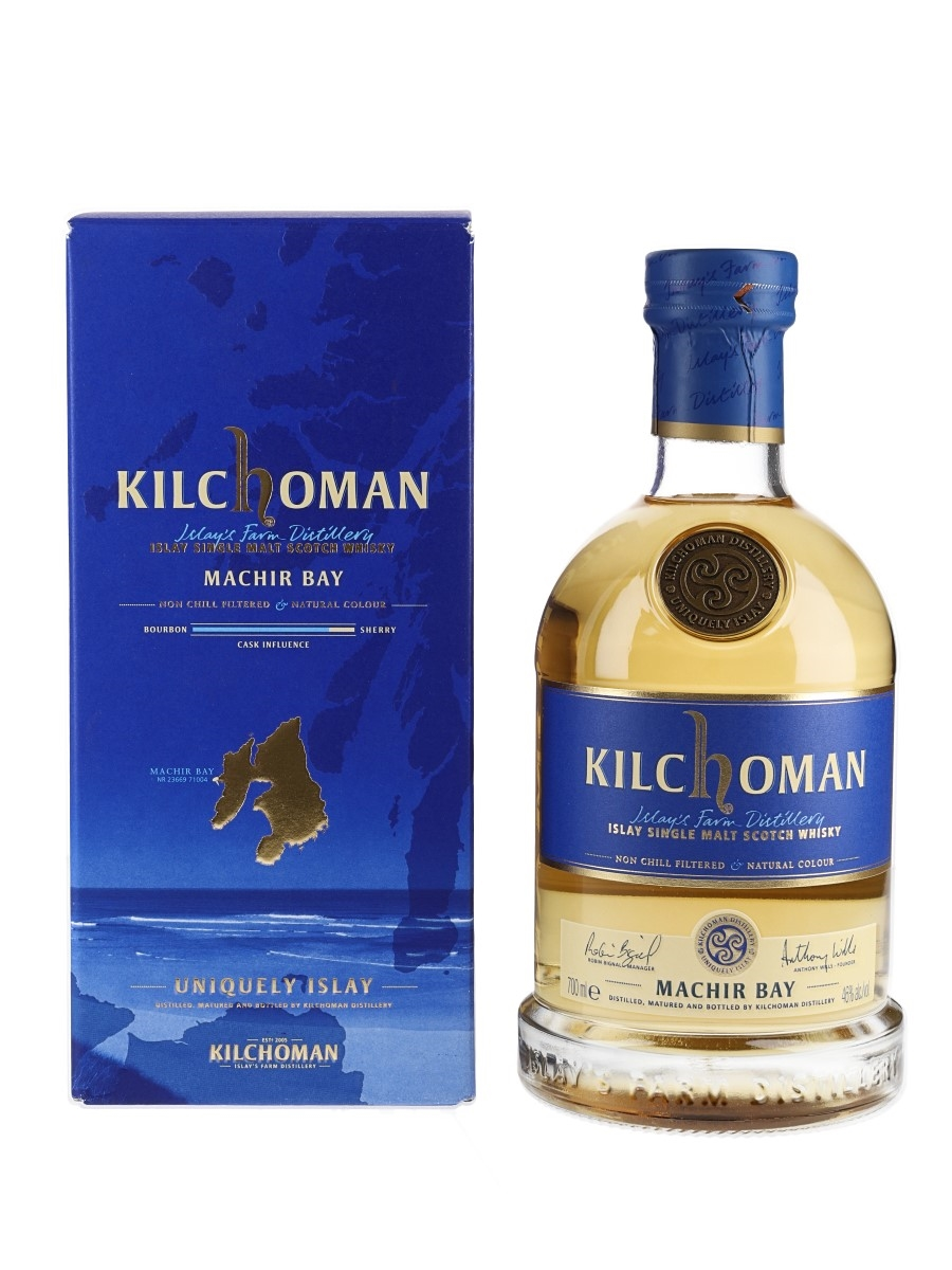 Kilchoman Machir Bay Bottled 2017 70cl / 46%