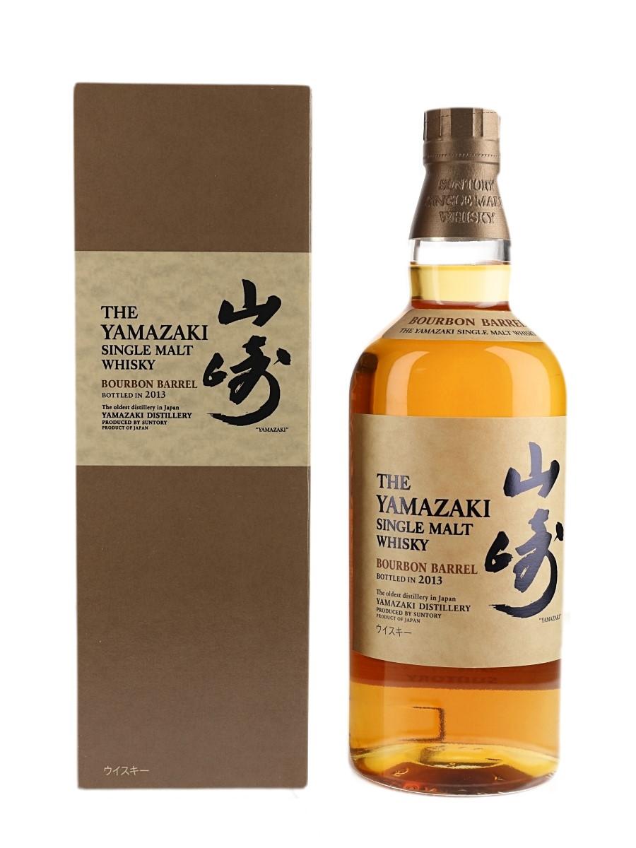 Yamazaki Bourbon Barrel 2013 Release 70cl / 48%