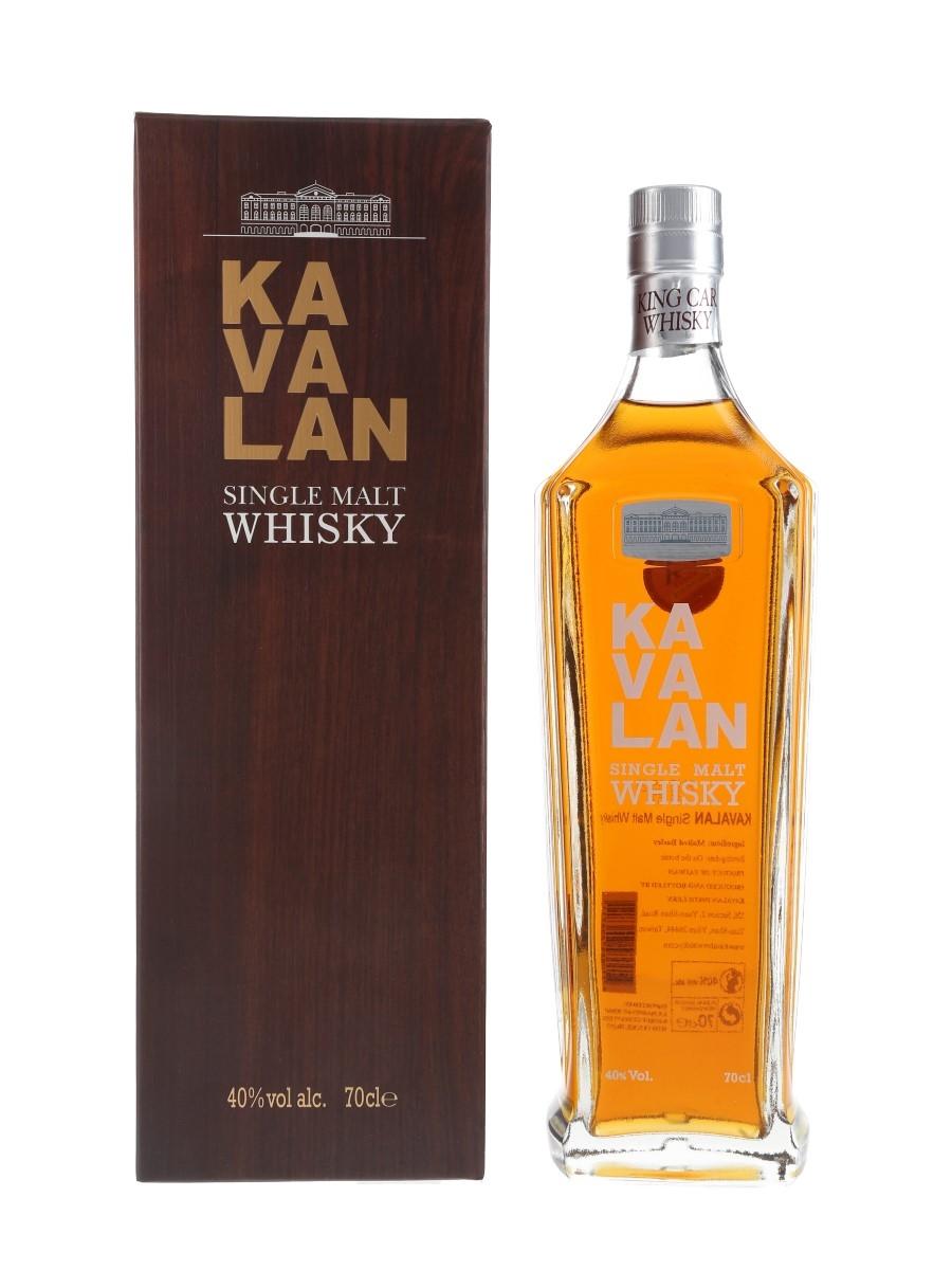 Kavalan Single Malt Bottled 2015 70cl / 40%