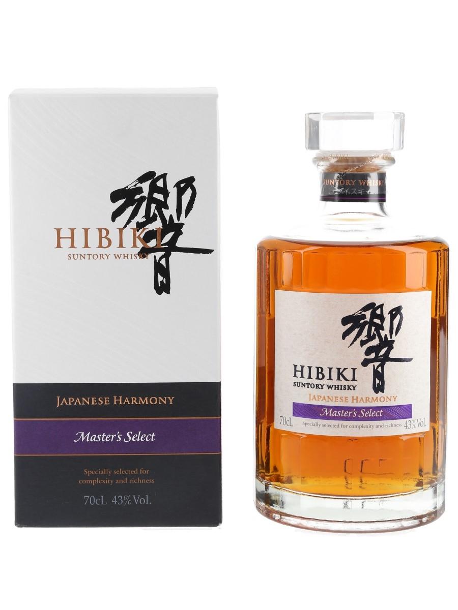 Hibiki Japanese Harmony Master's Select  70cl / 43%
